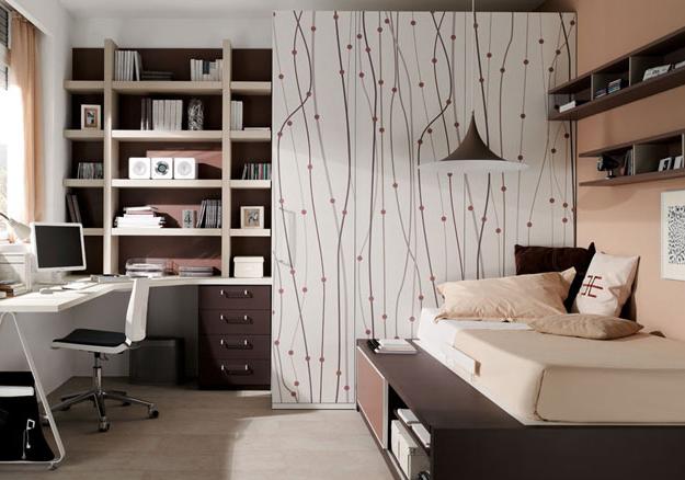 Diagonal mobles tobisa - Dormitorios individuales modernos ...